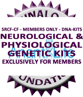 Neurological and Physiological Disorder Genetic Kits